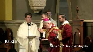 2017 Mass of the Holy Spirit