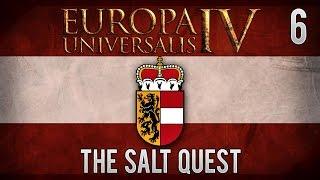 Europa Universalis IV - The Salt Quest - Part 6