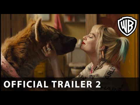 Chris Davis - Birds Of Prey (OFFICIAL TRAILER #2!)