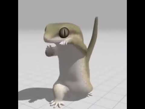 lagartija bailando whatsapp remix