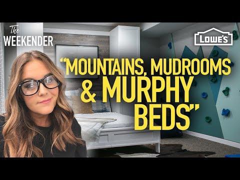 "The Weekender: ""Mountains, Mudrooms & Murphy Beds"" (Season 3, Episode 9)"