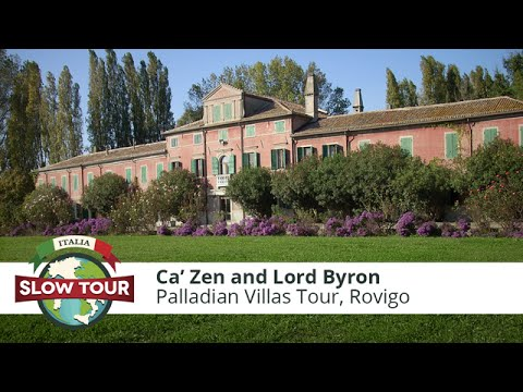 Palladian Villas to visit: Ca' Zen | Italia Slow Tour