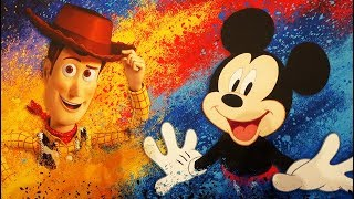 D23 Expo 2019 media preview and art reveal