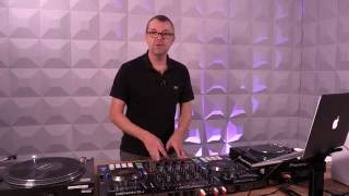 Denon DJ MCX8000 & Serato DJ Talkthrough & Tutorial