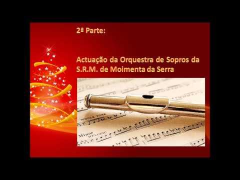 Concerto de Natal da Sociedade Recreativa e Musical de Moimenta da Serra 2011