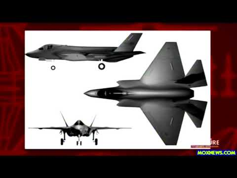 U.S. War Propagandists Accuse China Stealing F-35 Designs To Build New Chinese Fighter Jet