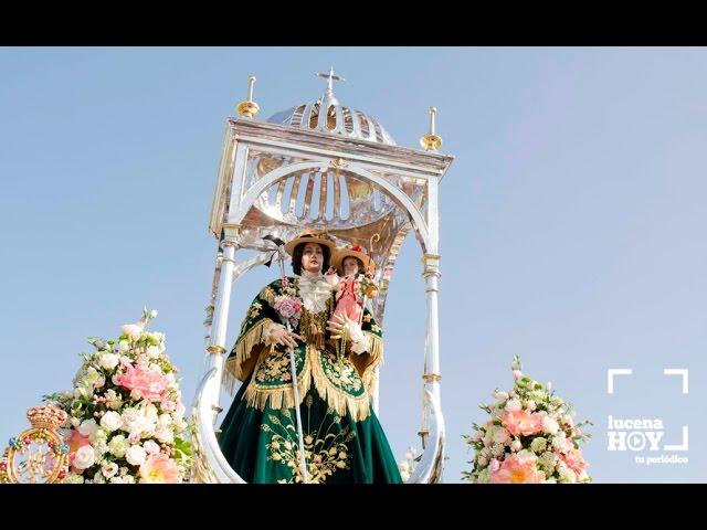 VÍDEO: Nuestro vídeo sobre la Romería de Bajada de Mª Stma. de Araceli
