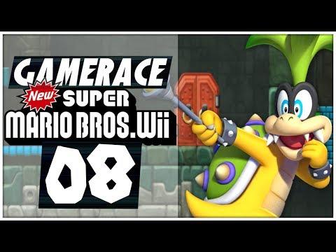 Über AMAZON AFFILIATE-LINKS | New Super Mario Bros. Wii Part 8 | GAMERACE vs. Kleeder
