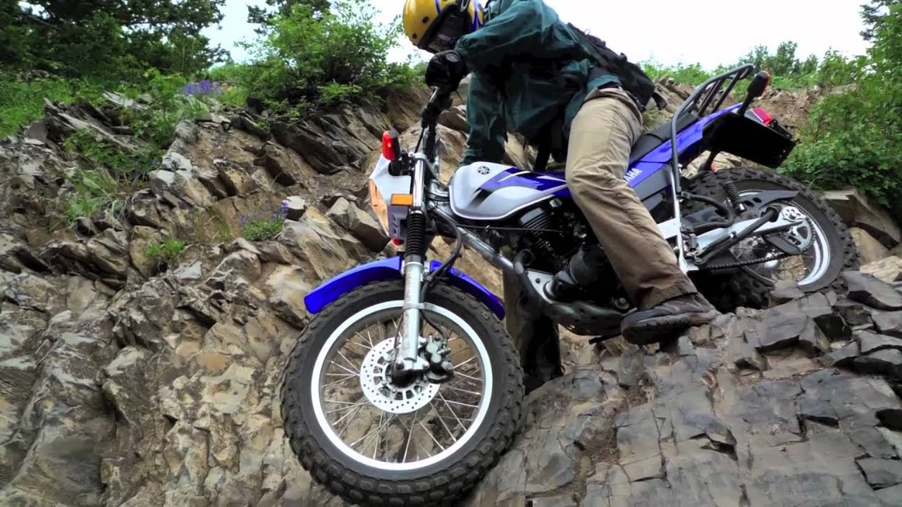Yamaha TW200: World's Awesomest Motorcycle? - YouTube