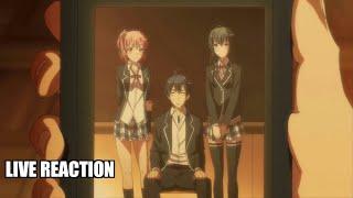 My Teen Romantic Comedy SNAFU TOO OVA Reaction
