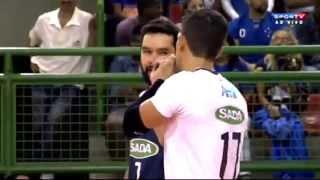 SADA CRUZEIRO X BRASIL KIRIN/CAMPINAS - SUPERLIGA MASCULINA 2014/15