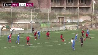 Pyunik vs Ararat full match
