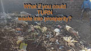 Refugees - Turning waste into Prosperity