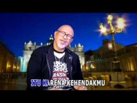 Jhon Tanamal-Mata Ku Tertuju(Rohani Karaoke)