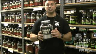 Optimum Nutrition Platinum HydroWhey Review- Worth the Money?