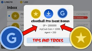 3 Ways to Get Unlimited GP and myClub Coins in Pes 2020 Mobile | Unlimited GP and Coins |