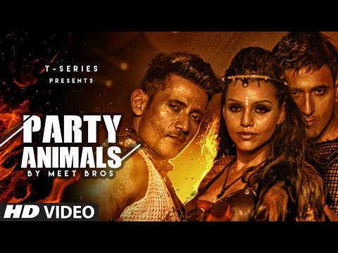 Thumbnail: PARTY ANIMALS Video Song | Meet Bros, Poonam Kay, Kyra Dutt | New Song 2016 | T-Series
