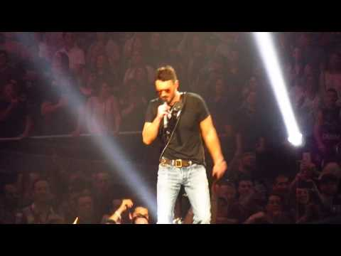 Eric Church At Quicken Loans Arena Give Me Back My Hometown