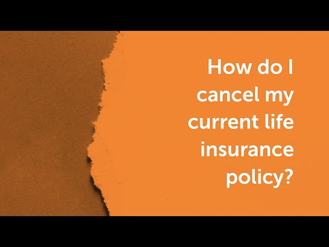 How Do I Cancel My Life Insurance Policy? | Quotacy Q&A Fridays