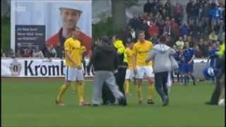 TSG Neustrelitz 3:0 FC Hansa Rostock Landespokal |12/13 - Finale