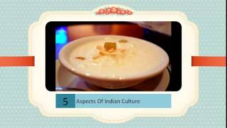Important Aspects of Indian Culture