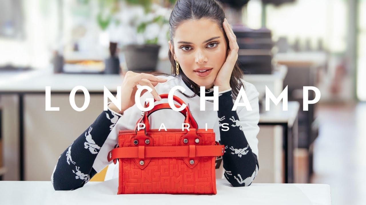 La Voyageuse Collection   Kendall x Longchamp