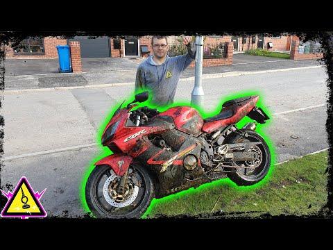 Magnet Fishing   Motobike Recovery