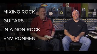 Recording Rock Guitars In a Non Rock Environment - Into The Lair #142