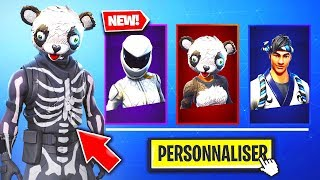 HOW TO CREATE HIS SKIN PROPRE in ILLIMITÉ on FORTNITE Battle Royal! 😱 (SECRET)