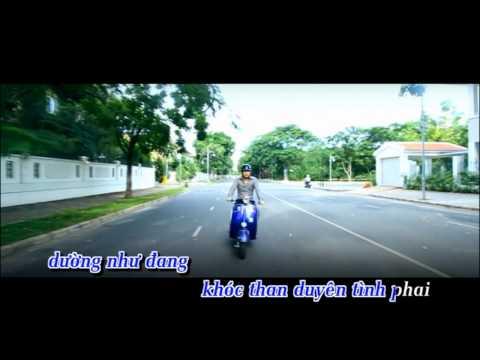 1 2 3 chia đôi lối về - Quang Hà - DVD Tình (karaoke)
