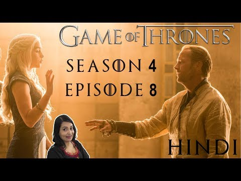 Game Of Thrones Season 4 Episode 8 Explained In Hindi