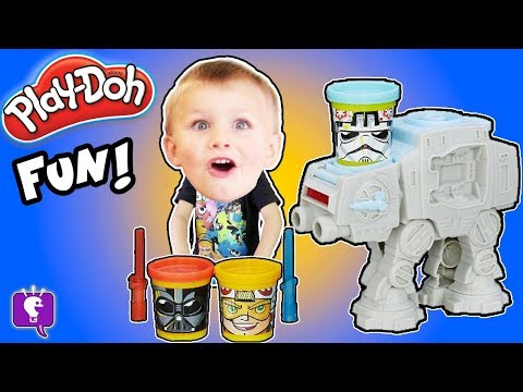 Star Wars Spaceship Play-Doh Adventure