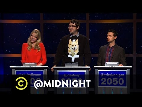 @midnight w/ Chris Hardwick (@Nerdist): New Netflix Categories - Pre-Legal Olsen Twins Movies