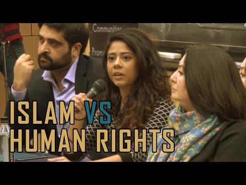 Equality, Islam and Human Rights - Maryam Namazie, Muhammad Syed & Sarah Haider