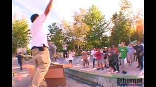 Ethernal Skate Films / SkateFest du Béton  (Sk8 Contest/Best Trick) @ NDIP Concrete park (2012)
