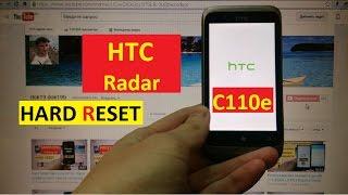 видео HTC with sense сброс графического ключа