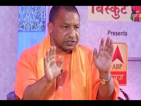 We are breaking those who want to break the nation: Yogi Adityanath in Ghoshanapatra