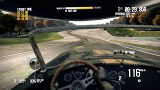 Need For Speed Shift 2 Unleashed DLC Legends Race 09 Classic Hot Lap 5