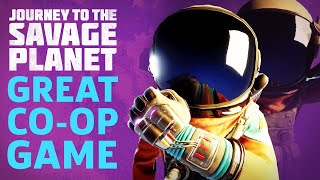 Journey To The Savage Planet Is 2020's First Great Co-Op Game
