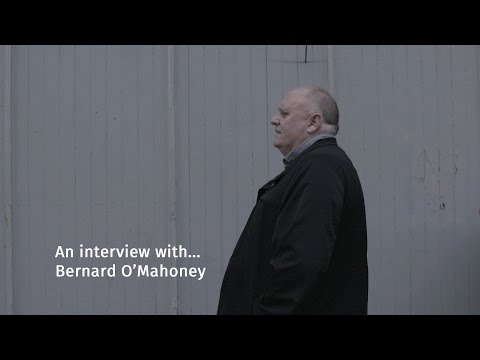British Gangsters: Faces Of The Underworld - Interview With Bernard O'Mahoney
