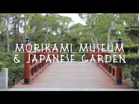 Floriday: Morikami Museum & Japanese Garden - YouTube