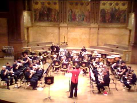 Shepherd's Hey! - Princeton Brass Band/Children & Allen