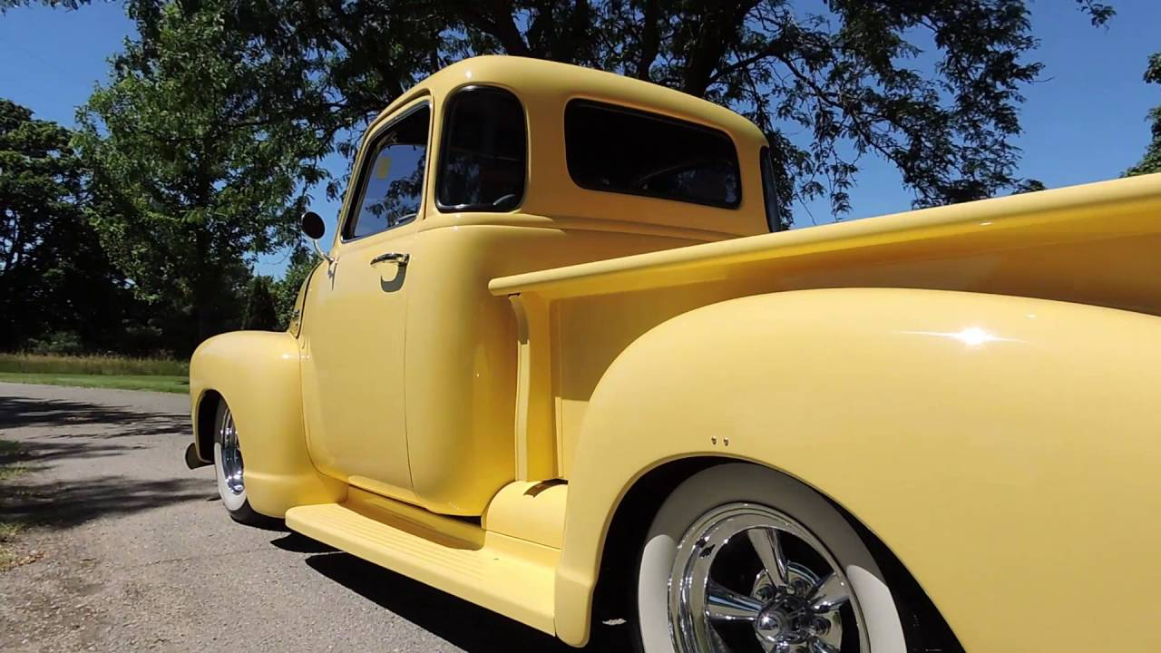 1948 Chevy Truck for sale at www coyoteclassics com **SOLD ...
