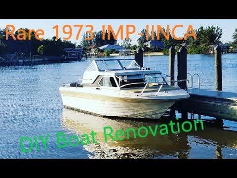 1973 IMP-INCA Cabin Cruiser Reno