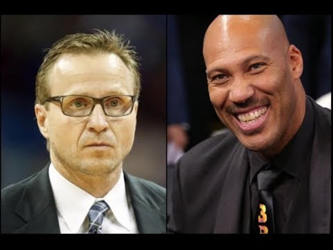 Scott Brooks (Wizards Coach) Wishes he had a Father Like LaVar Ball!!!
