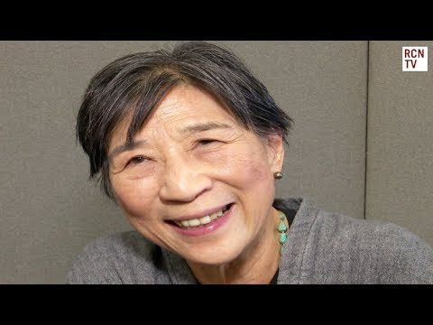 Wai Ching Ho Interview - The Defenders & Sigourney Weaver