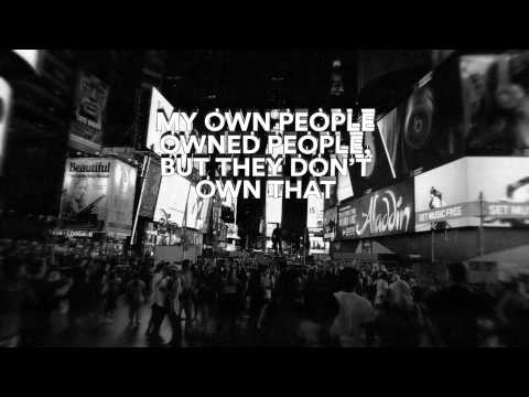 Andy Mineo - Uncomfortable (Lyric Video)