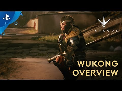 Paragon - Wukong Overview Trailer | PS4