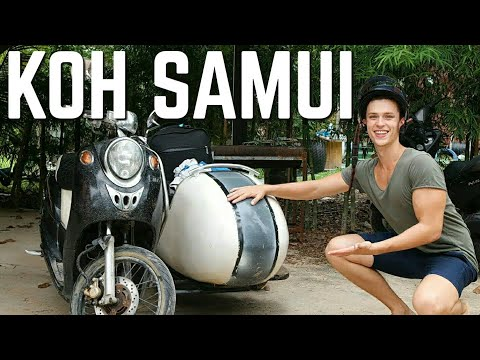 Travel to Koh Samui, Thailand 2018 / MY NEW TOY !! and other things to do…