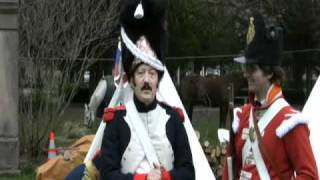 Napoleonic Wars Encampment Brigade Napoleon Interviews April 16, 2011